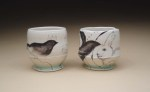 Bird and Rabbit Cups